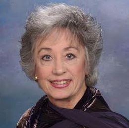 Ann facing forward